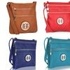 MKF Collection Double Sided Crossbody Bag by Mia K. Farrow