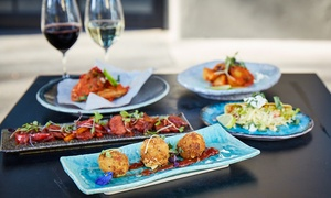 Dee Casa: Spanish Degustation with Wine for Two ($39) or Four People ($75) at Dee Case, Southbank (Up to $130 Value)