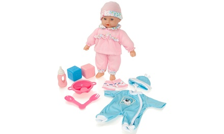 Sweet Sounds Little Baby Doll Set