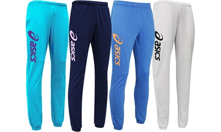 Lot de 2 pantalons de survêtement de handball Asics Sigma