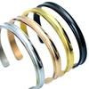 Metallic Hair Tie-Holding Bangle Bracelet (1- or 4-Pack)