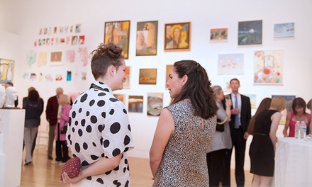 Visit for Two, Four, or Six to Pennsylvania Academy of the Fine Arts (PAFA) (Up to 53% Off)