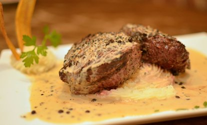 image for <strong>Brazilian</strong> Rodizio Dinner at Copacabana <strong>Brazilian</strong> Steakhouse (Up to 48% Off)