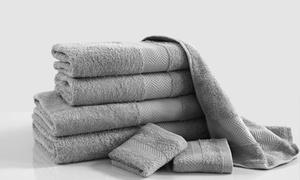 6 serviettes coton égyptien