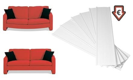 1 o 2 packs de paneles para reparar sofás hundidos