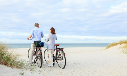 Ostsee: 6 Tage Wellness-Urlaub für Zwei mit Halbpension, Massagen, Schwimmbad und Sauna im Hotel Victoria Spa