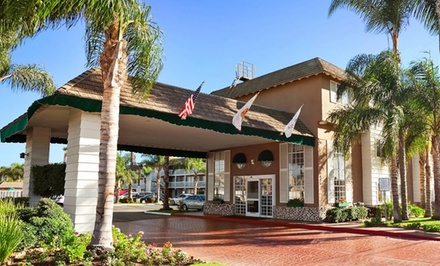 Stay at Ramada by Wyndham Costa Mesa/Newport Beach in Orange County, CA. Dates into December.