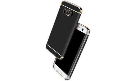 Leren hoes voor iPhone 7/7 Plus en Samsung Galaxy S8/8+