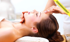 Art Deckert: Gesichtsbehandlung nach Wahl inkl. Hautanalyse, opt. mit Rücken- und Nackenmassage, bei Art Deckert (bis zu 63% sparen*)
