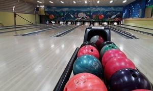 Bowling San Romano: 2 partite di bowling con pop corn o patatine e birra per 2 o 4 persone con Bowling San Romano (sconto fino a 67%)