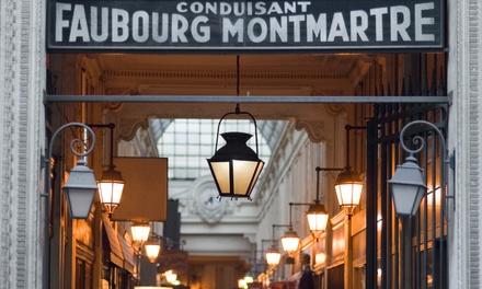 Visite guidée des Passages Couverts de Paris pour 2 personnes avec Annie Chapuis à 15 €