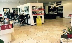 Ds coiffure: Shampoing, coupe, brushing, soin et séchage pour homme avec option barbe dès 9,99 € au salon Ds Coiffure
