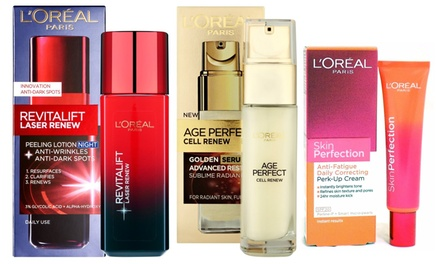 TwoPack of L'Oreal Face Creams