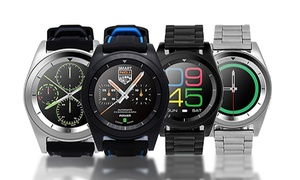 TechComm M5 Sports Smartwatch Fitness Tracker with Heart Rate Monitor
