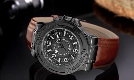 Reloj Timothy Stone modelo Manis con movimiento de cuarzo(envío gratuito)