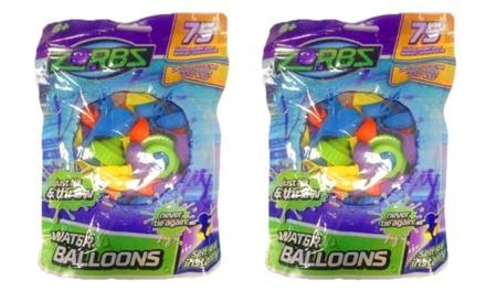 150 SelfSealing Water Balloons