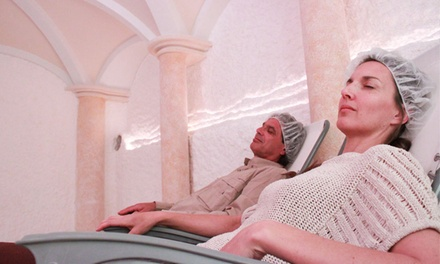 67% Off at Traditional Health Clinic and Salt Spa