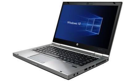Ordenador HP 14.1'' elitebook 8470P Core i5 de 4 u 8 GB RAM, 250GB o 1TB reacondicionado desde 269,90 €, envío gratuito