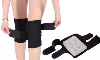 Self-Heating Knee Support Pads
