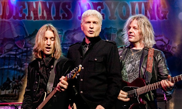 Dennis DeYoung - Wellmont Theater: Dennis DeYoung on Friday, January 22, at 8 p.m.