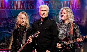 Dennis DeYoung: Dennis DeYoung on Friday, January 22, at 8 p.m.