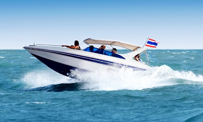 Perfection Marine Services - San Diego: $199 for Mobile Detailing for a Boat Up to 35-Feet Long at Perfection Marine Services ($425 Value)