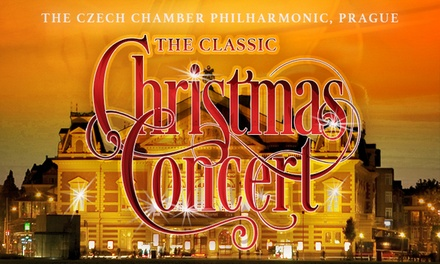 Entree voor The Classic Christmas Concert in Amsterdam, Oudenbosch en Rotterdam