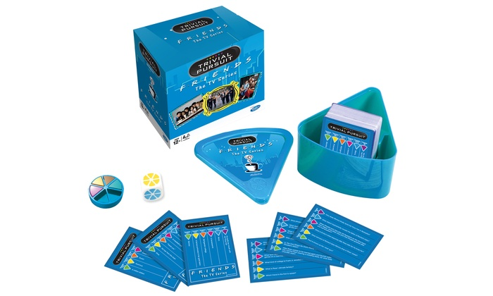 Winning Moves Trivial Pursuit Friends Edition for £8.99