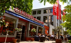 Eberhard Spangenbergs GARIBALDI: Wertgutschein über 20 € anrechenbar auf die italienische Weinauswahl bei GARIBALDI