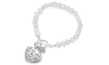 One £9.98 or Two £18.98 Moon and Back Bracelets