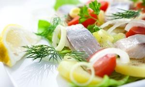 Restauracja Fanaberia: Rosyjska uczta dla 2 osób za 69,99 zł i więcej opcji w Restauracji Fanaberia w Katowicach (do -52%)