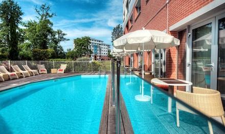 Toulouse: estudio o apartamento de 1 dormitorio para 2 o 4 con desayuno en Zenitude Hotel-Residences Parc de l'Escale