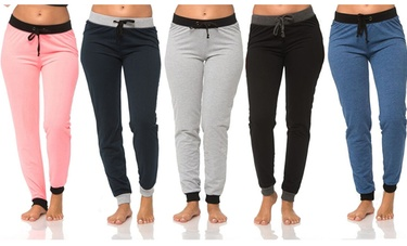 Coco Limon Jogger Pants (5-Pack)