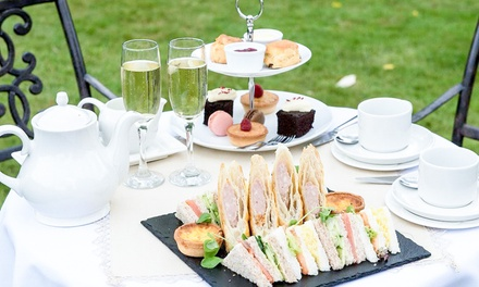Sparkling Afternoon Tea for Up to Six at Hadley Park House Hotel (Up to 35% Off)
