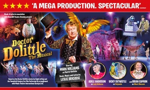 Dr Dolittle the Musical: Dr Dolittle the Musical, 15–24 January 2019 at New Theatre Oxford (Up to 68% Off)