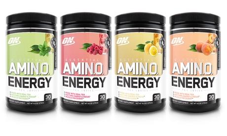 Optimum Nutrition Amino Energy Tea (30 or 60 Servings)
