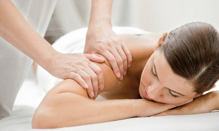 Raphatherapy - Roseville: Deep-Tissue Massages with Aromatherapy or a Deep-Heat Treatment at Raphatherapy (Up to 51% Off)
