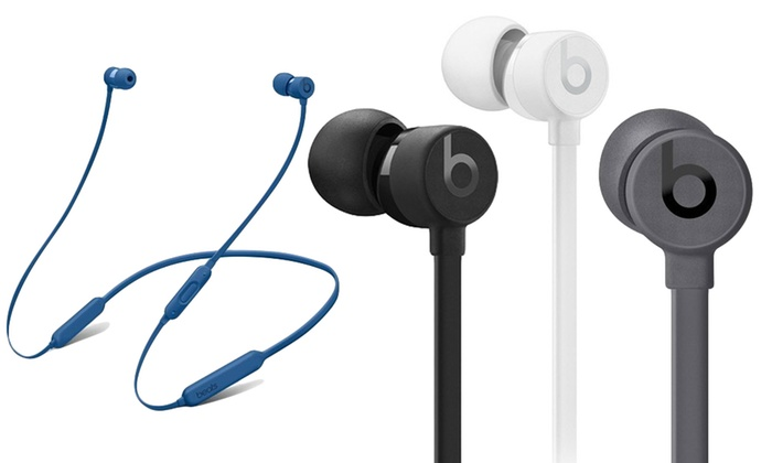 Up To 18% Off on Beats X In-Ear Headphones  809570164