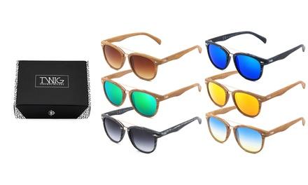 Tris occhiali Twig Concept Milano disponibili in vari modelli