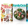 Home, Garden, and Family Magazine Subscriptions
