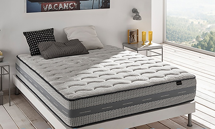 jusqu 39 61 matelas luxury imperio 30 cm groupon. Black Bedroom Furniture Sets. Home Design Ideas