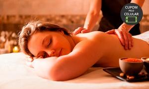 Sempre Lisa: 4, 8 ou 12 visitas de massagem sueca + drenagem linfática na Sempre Lisa – Jardim Bela Vista