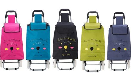 Carrello da spesa Winny disponibile in vari colori