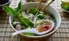 Choice of Vietnamese Main + Water