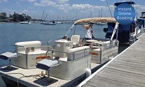 Annandale Boat Hire: $139 for Boat Licence Course from Annandale Boat Hire ($199 Value)