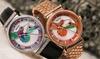 Bertha Armbanduhr mit Kristallen (Sie sparen: 87%)