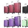 Rivolite Milano Expandable Hardside Spinner Luggage Set (3-Piece)