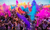 Early Bird Entry to Run or Dye, the World's most colourful race in support of the Kiss it better Appeal (Up to 32% Off)