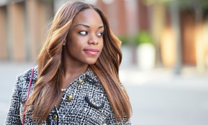 Alter Ego Styles by Sharee: Full Sew-In Weave or Haircut with Color at Alter Ego Styles by Sharee (Up to 52% Off)