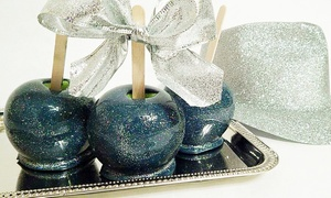 Appleheadz Candy Apples and Sweetz: Sweet Treats or Custom Cake at Appleheadz Candy Apples and Sweetz (Up to 50% Off)